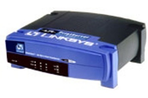 LinkSys EZXS55W, 5-Port 10/100 Desktop Switch