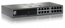 Level One FSW-1621 Office Switch 10 / 100Mbps 16Port